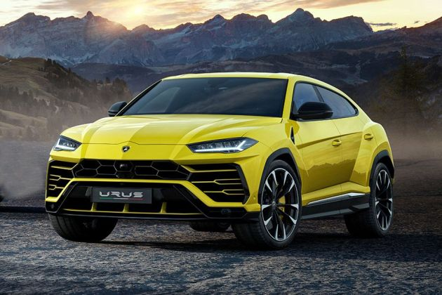 Lamborghini Urus Colors Choose Yours Amongst 4 Options