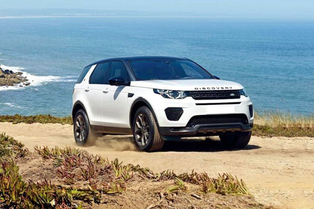 Land Rover Discovery Sport 2015-2020