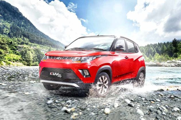 Mahindra Kuv100 Nxt On Road Price In New Delhi ₹ 4