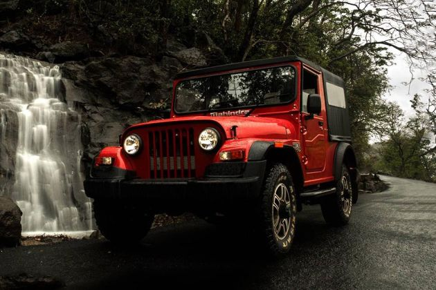 Mahindra Thar On Road Price In New Delhi 65835400 Get Emi