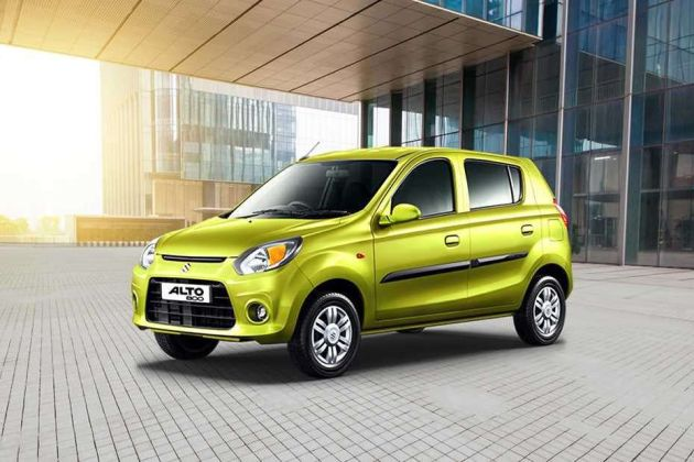 Maruti Alto 800 2016-2019 Price - Reviews, Images, specs