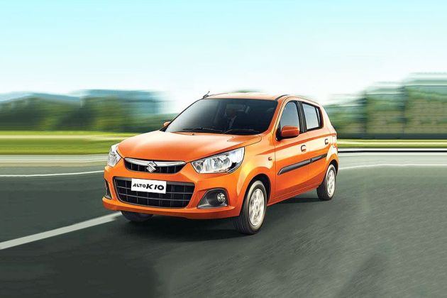 Maruti Alto K10 On Road Price In New Delhi 3 50 788 00 Get Emi
