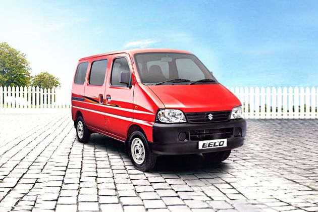 Maruti Eeco 7 Seater Standard Price Specs Review Colors Images