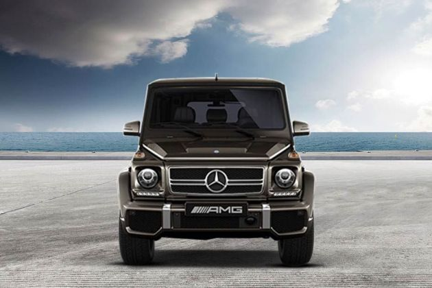 Mercedes benz g class price reviews images specs for Mercedes benz g class truck price