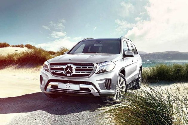 Mercedes-Benz GLS 2016-2020