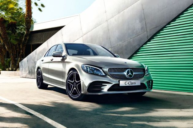 Mercedes-Benz C-Class AMG Line C 300d Price, Specs, Review