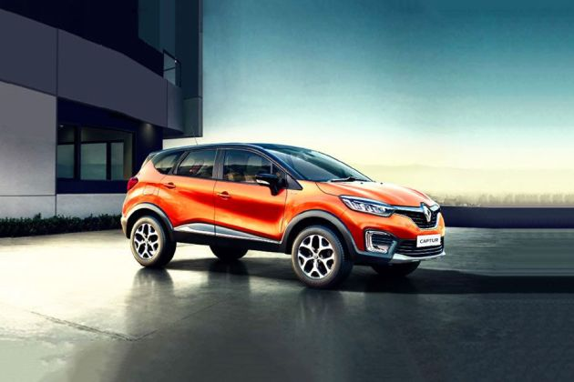 renault captur 1 5 diesel rxt price features specs images colors reviews. Black Bedroom Furniture Sets. Home Design Ideas