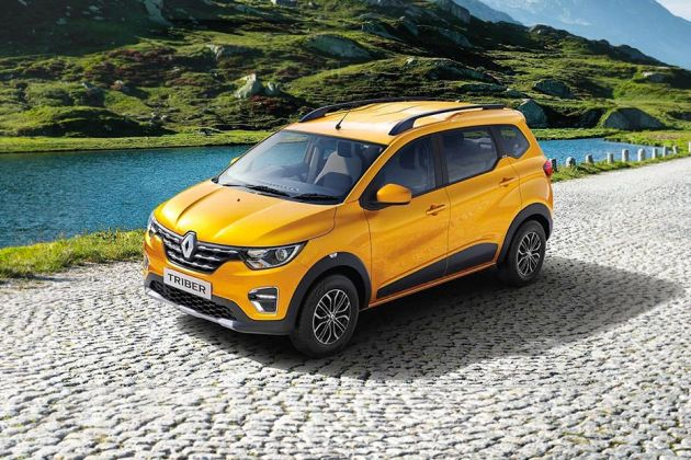 Renault Triber Rxe Price Specs Review Colors Images More Gaadi