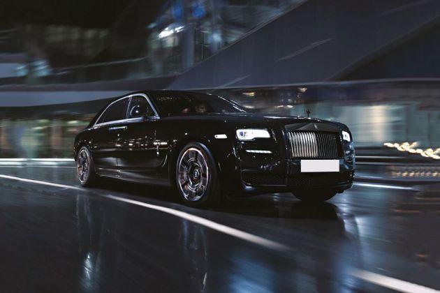 Rolls-Royce Rolls Royce Ghost
