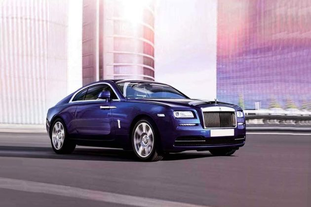 Rolls Royce Rolls Royce Wraith Price Reviews Images Specs