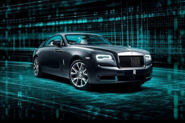 Rolls-Royce Rolls Royce Wraith