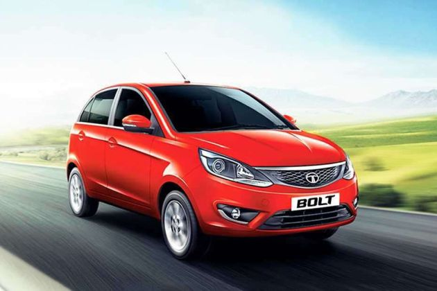 Tata Bolt Front Left Side Image