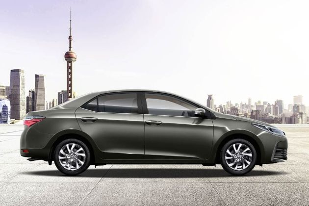 Toyota Corolla Altis Price Reviews Images Specs 2018 Offers