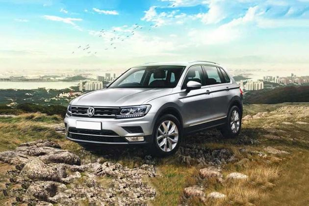 Volkswagen Tiguan Price Reviews Images Specs 2018 Offers Gaadi