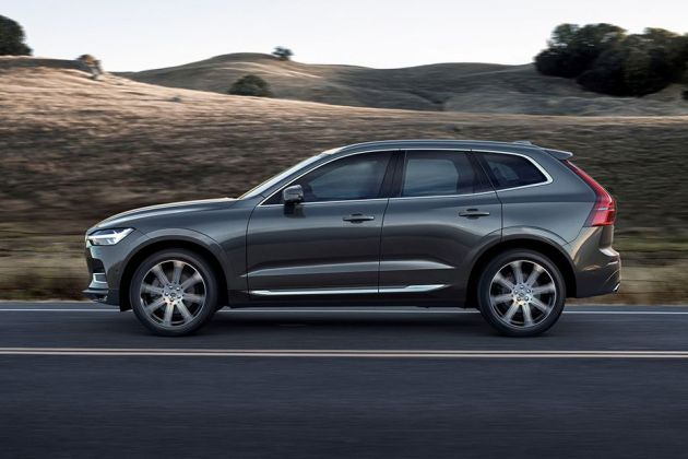 Volvo XC60 Side View (Left)  Image