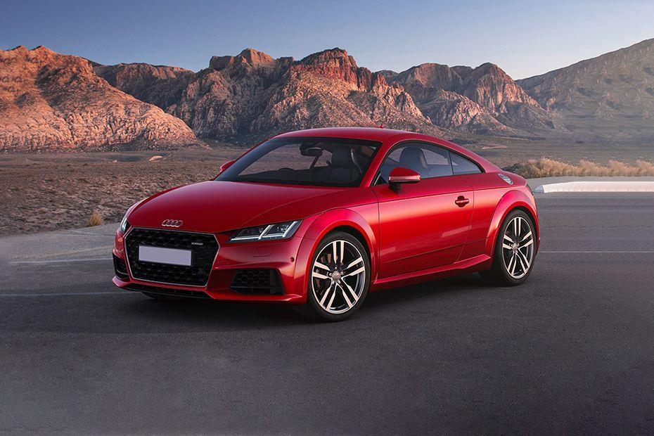 Audi TT 2019 Images-Check Interior & Exterior Pics   Gaadi