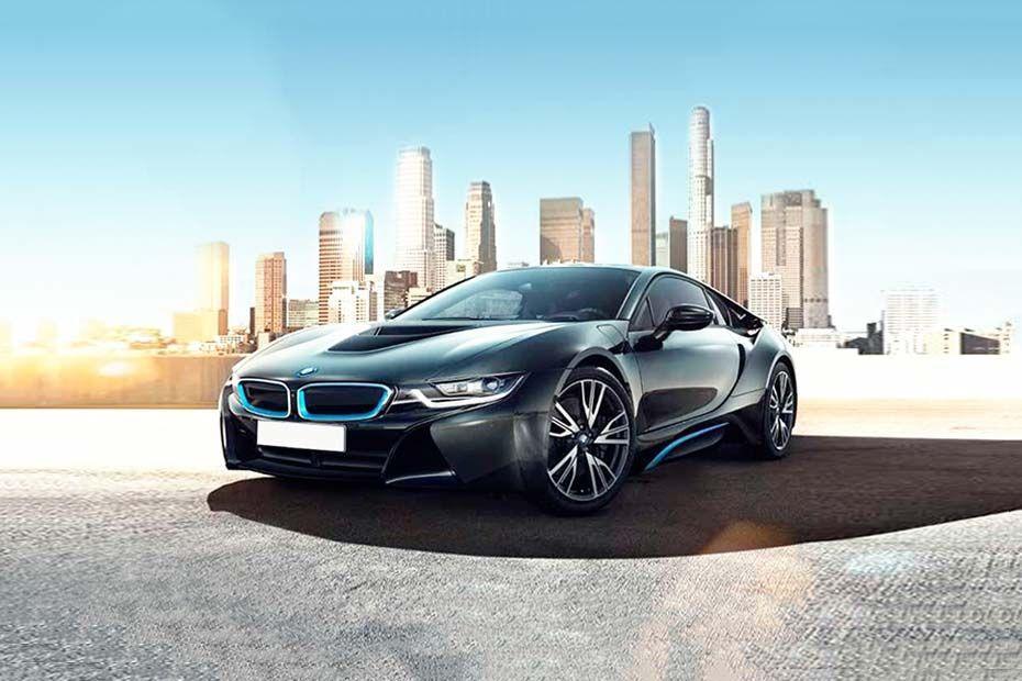 BMW i8 Front Left Side