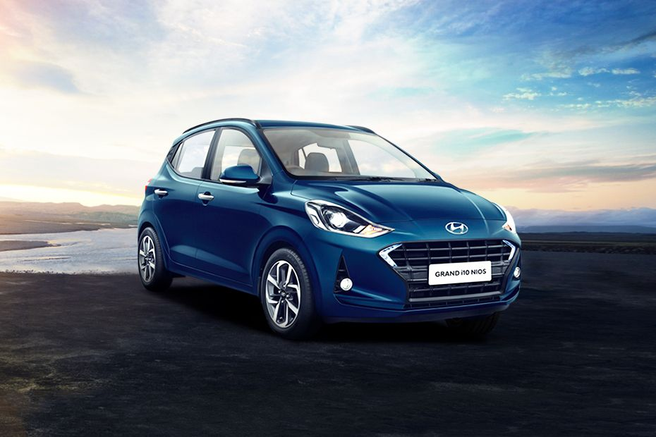 Hyundai Grand I10 Nios Sportz Dual Tone On Road Price And