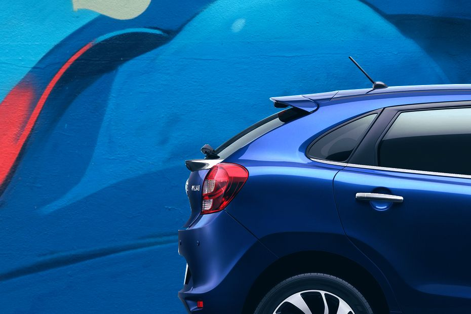 Maruti Baleno Alpha Cvt On Road Price And Offers In Agra