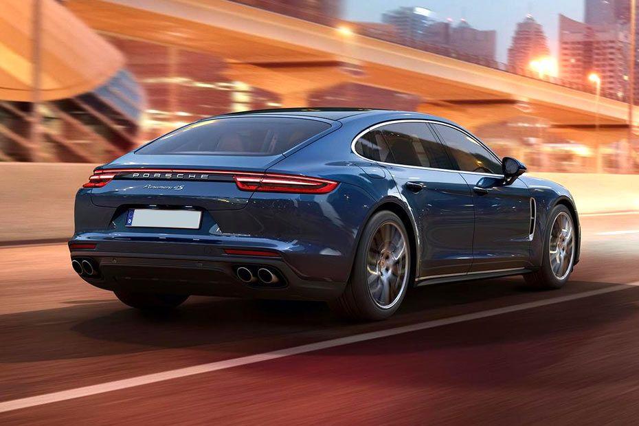 Porsche Panamera Images Check Interior Exterior Pics Gaadi
