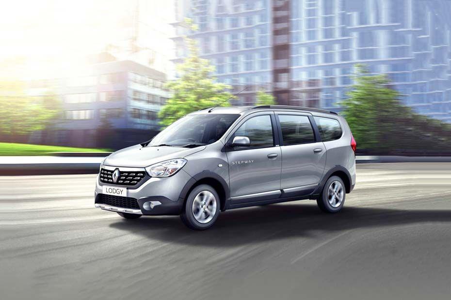 Renault Lodgy Images-Check Interior & Exterior Pics | Gaadi
