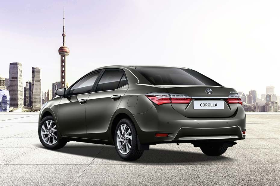 toyota corolla altis diesel 2012 specifications