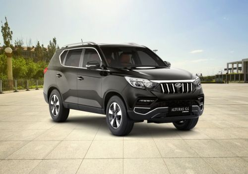 Mahindra Alturas G4 4X2 AT