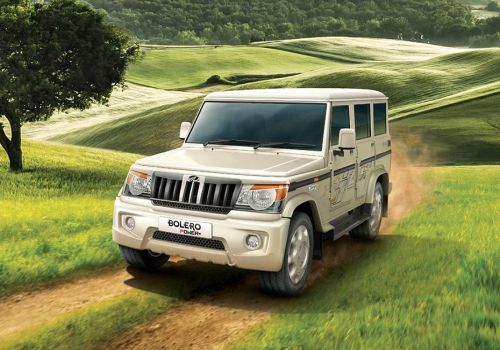 Mahindra Bolero Power Plus SLX