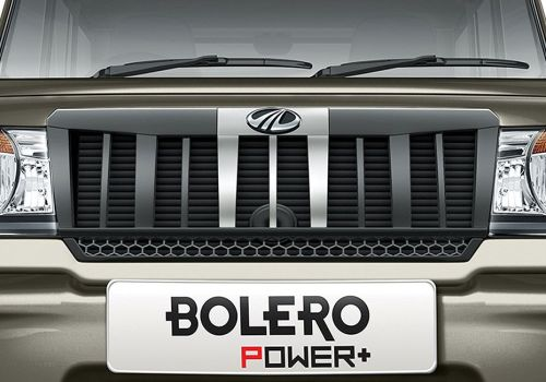 Mahindra Bolero Power Plus SLE