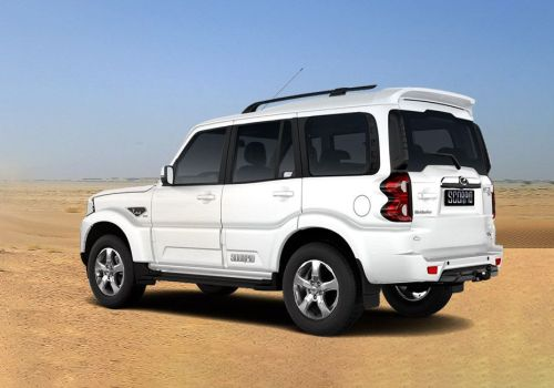 Mahindra Scorpio Adventure Edition 2WD