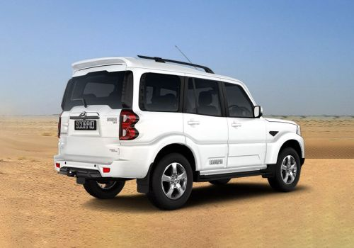 Mahindra Scorpio Intelli Hybrid S4 Plus