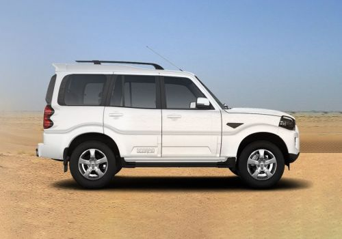Mahindra Scorpio Adventure Edition 4WD