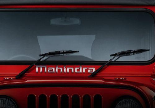 Mahindra Thar 700 CRDe ABS