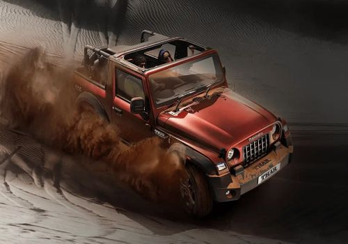 Mahindra Thar AX Std 6-Str Soft Top