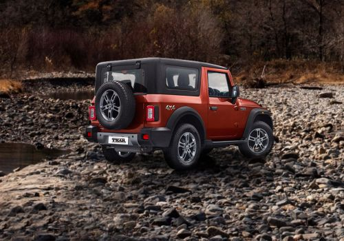 Mahindra Thar LX 4-Str Hard Top AT