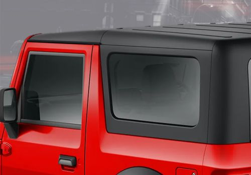 Mahindra Thar LX 4-Str Convert Top AT