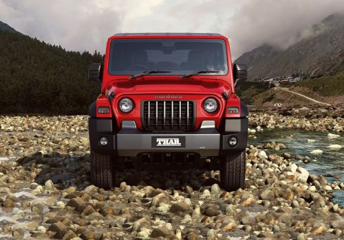 Mahindra Thar LX 4-Str Convert Top Diesel AT