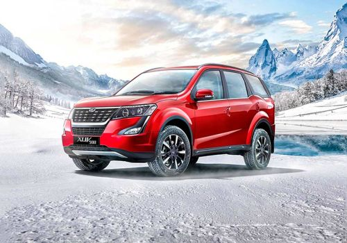 Mahindra XUV500 W11 Option AT