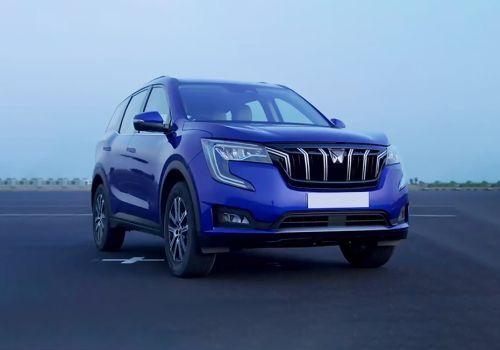 Mahindra XUV700 AX7 Diesel AT Luxury Pack