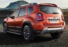 Renault Duster Rear Left View