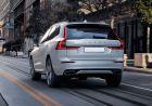 Volvo XC60 Rear Left View
