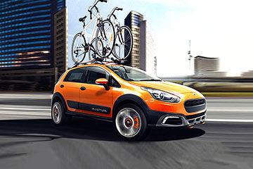 Fiat Punto Adventure