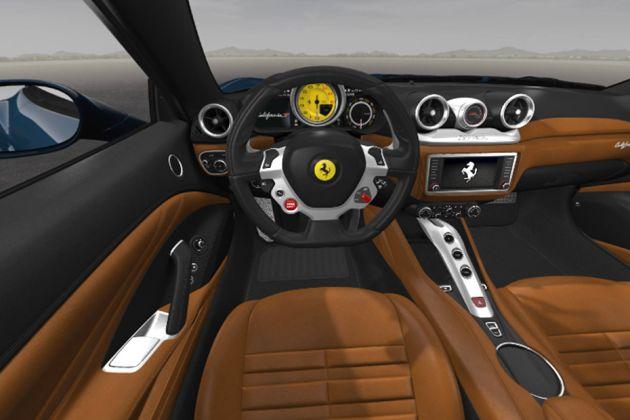 Ferrari California T Images Check Interior Exterior Pics Gaadi