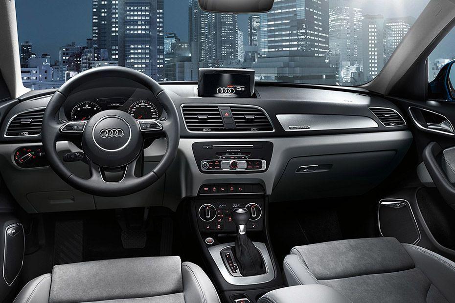 Audi Q3 Images Q3 Interior Exterior Photos