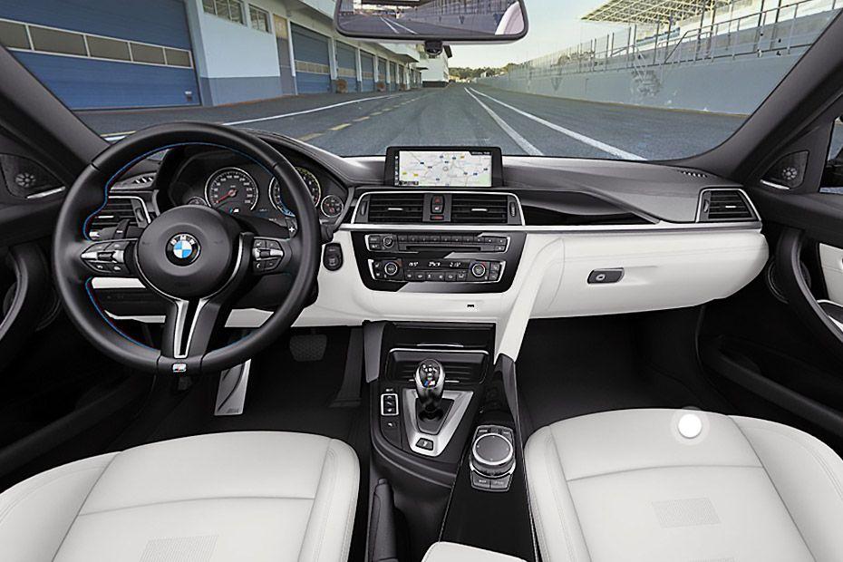 BMW M Series DashBoard Image