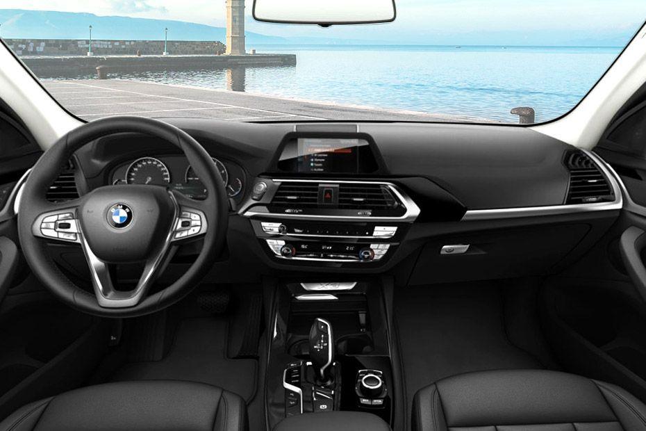 BMW X3 DashBoard Image