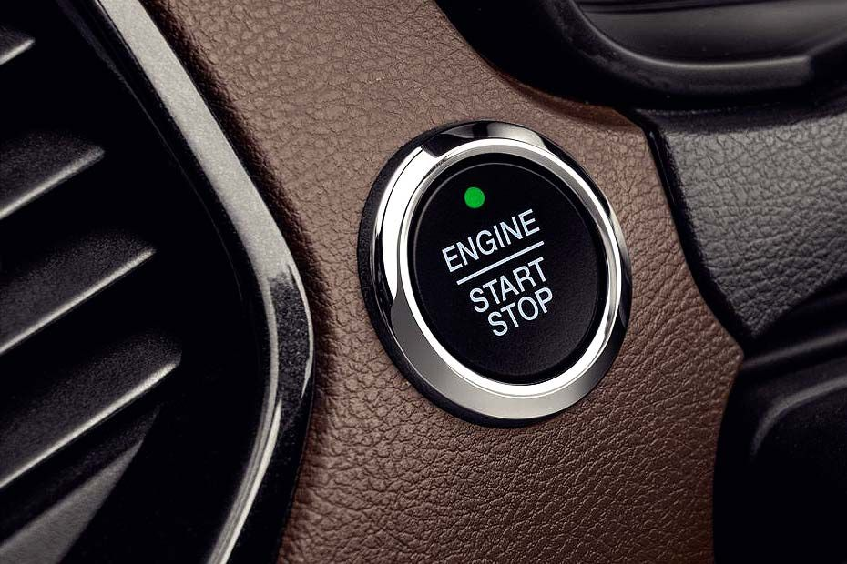 Ford Freestyle Ignition/Start-Stop Button Image
