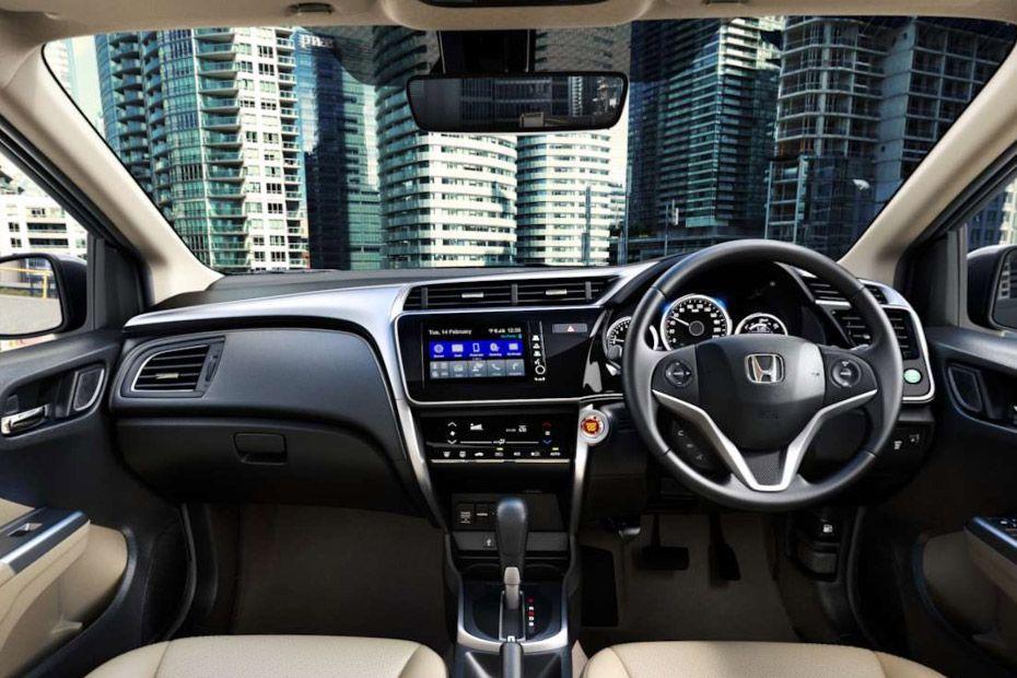 Honda City DashBoard Image