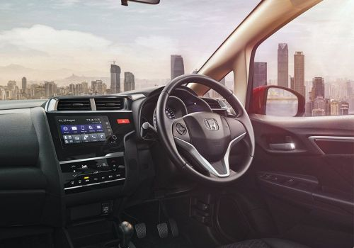 Honda Jazz V Cvt On Road Price And Offers In Jalandhar Patiala