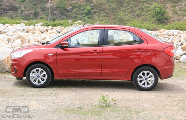 Ford Aspire First Drive Expert Review